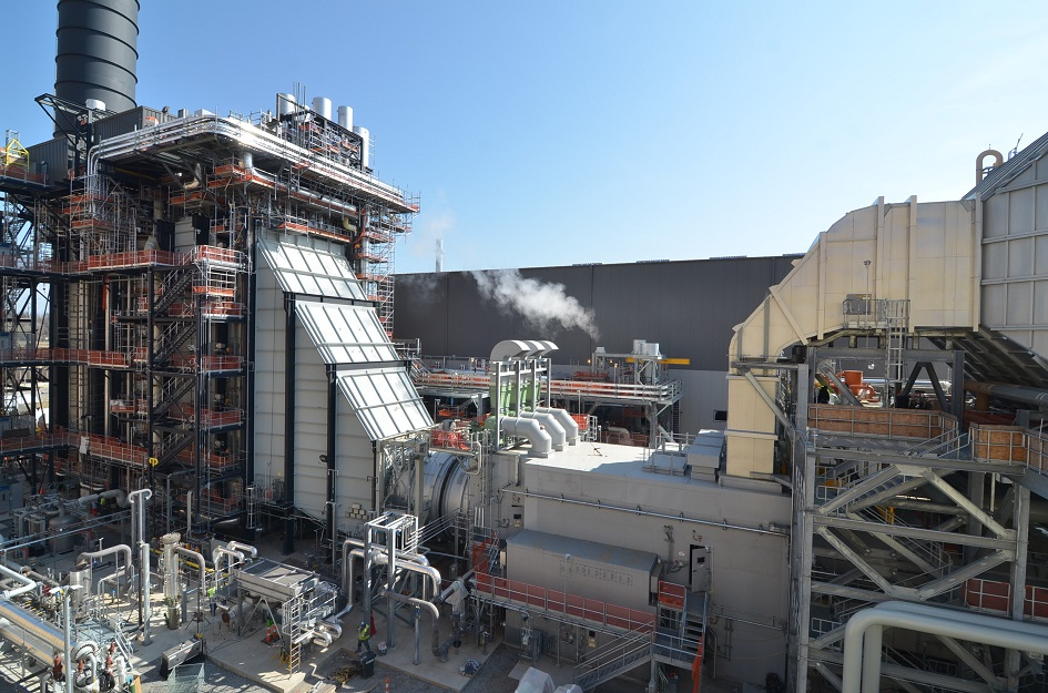 Chouteau Plant A Member Of Aeci Ociated Electric Cooperative Inc And Operated By Siemens Energy Is Also Onsite Provides To The